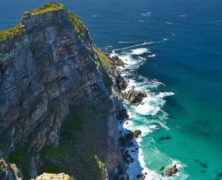 sudáfrica, punta del cabo