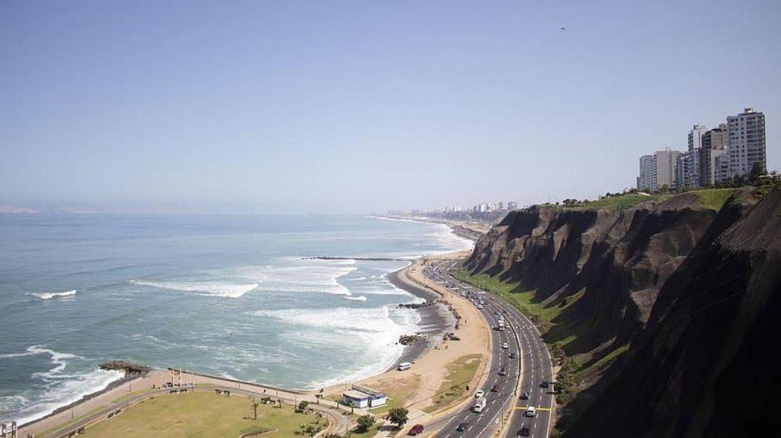 Costa Verde, lima